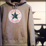 「URANIWA ALL STAR PARKA」 GRAY