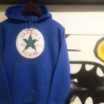 「URANIWA ALL STAR PARKA」 BLUE