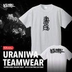 URANIWA TEAMWEAR / WHITE