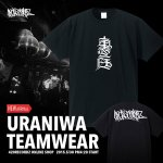 URANIWA TEAMWEAR / BLACK