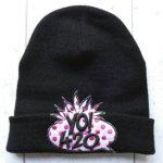 yo!420 KNIT CAP PINK