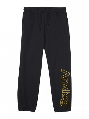 ANALOG|アナログ COMPANY SWEATPANTS カラー:True Black