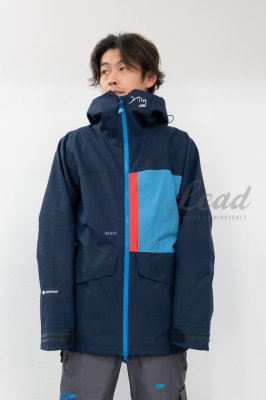 【予約商品】19-20 REW F + LIGHT LINE | THE BASIC JKT 19 | Color : P-NAVY x RED x D-BLUE