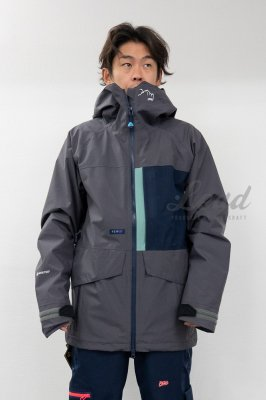 【予約商品】19-20 REW F + LIGHT LINE | THE BASIC JKT 19 | Color : CHARCOAL x GREEN GRAY x P-NAVY