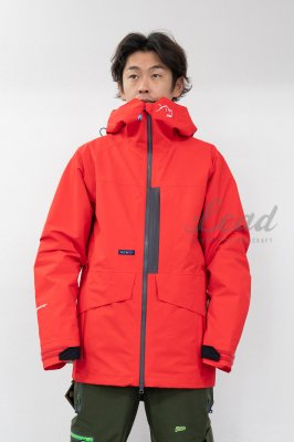 【予約商品】19-20 REW F + LIGHT LINE | THE BASIC JKT 19 | Color : RED x CHARCOAL