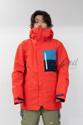 【予約商品】19-20 REW F + LIGHT LINE | THE KAMIKAZE F+LIGHT JKT 03 | Color : RED x D-BLUE x P-NAVY