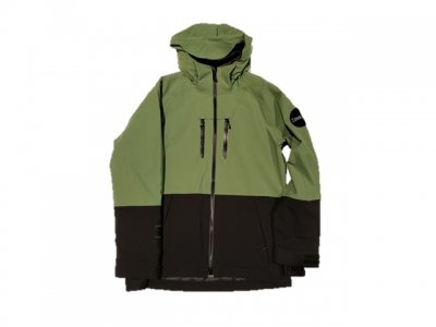 TYANDY-DD|ティアンディ-ディディ TERRAIN � JACKET color:Khaki/Black