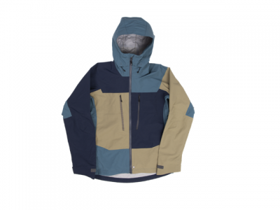 19-20 P.RHYTHM|プリズム SMILE JACKET color:Navy Mosaic