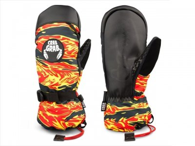 19-20 CRAB GRAB|クラブグラブ CINCH MITT Color :Flame Thrower