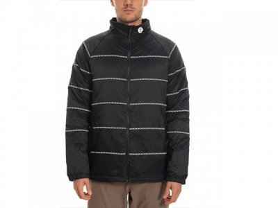 19-20 686|シックエイトシックス WHIPPER SNAPPER PRIMALOFT JACKET Color:Black
