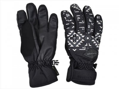 18-19 DAKINE|ダカイン SILVIA (Women's) GLOVE color:Silverton Onyx