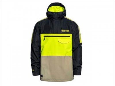 20-21 HORSEFEATHERS ホースフェザーズ NORMAN ATRIP JACKET color:Limeade