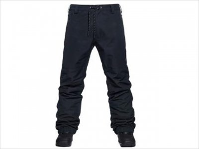 20-21 HORSEFEATHERS|ホースフェザーズ SUMMIT ATRIP PANTS color:Black