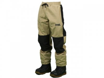 20-21 FYVE|ファイブ KNEE PANTS color:Tan with Black
