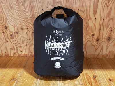 RAIN OR SHINE × 『WINGCRAFT 50th』 DRY BAG 40L