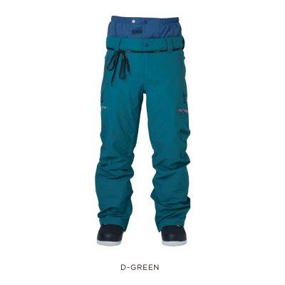 【予約商品】21-22 REW | THE STRIDER PANTS 18 STRAIGHT FIT | Color : D-GREEN
