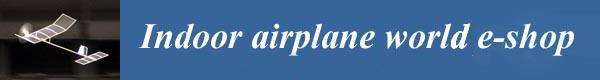 Indoor Airplane World e-shop