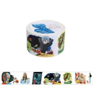 「石ノ森章太郎のFANTASY JUN」マスキングテープ