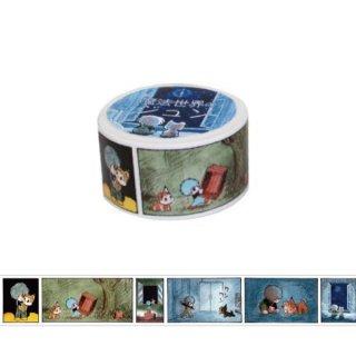 「魔法世界のジュン」マスキングテープ