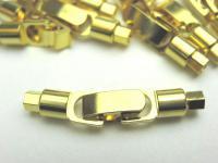 中折れ式金具◇ゴールドカラー◇