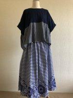ギャザースカート(90cm)002