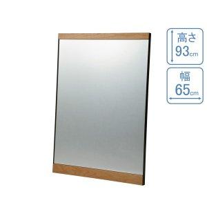<img class='new_mark_img1' src='https://img.shop-pro.jp/img/new/icons29.gif' style='border:none;display:inline;margin:0px;padding:0px;width:auto;' />【新品】ビューティガレージ『*スタイリングウォールミラー* ラスティック・チャームナチュラル』
