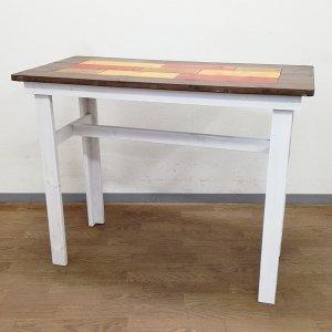 【中古】『デザインウッドテーブル』 ★1台のみ!