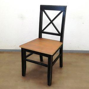 <img class='new_mark_img1' src='https://img.shop-pro.jp/img/new/icons5.gif' style='border:none;display:inline;margin:0px;padding:0px;width:auto;' />【中古】『木製待合椅子』 ★2脚あります!