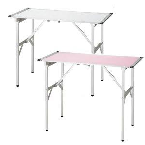 【新品/送料無料】西村製作所 『アルミオ ネイルテーブル AL-1』
