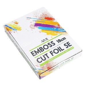 【新品】アイビル『エンボスカットホイル180mm(300枚入)』