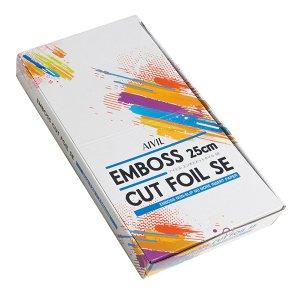 【新品】アイビル『エンボスカットホイル250mm(300枚入)』