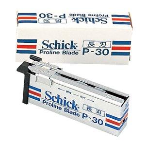 【新品】替刃『シック 長刃P-30』Schick Proline Blade