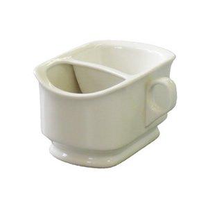 【新品】『ラスティック シェービングカップ ホワイト』