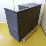 <img class='new_mark_img1' src='https://img.shop-pro.jp/img/new/icons47.gif' style='border:none;display:inline;margin:0px;padding:0px;width:auto;' />【中古】『レジカウンター(木目)』買取・査定対象/SO