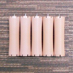 【中古】送料無料!『システムキュール用ロッド 23mm×5本セット(ピンク)』