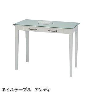【新品/送料無料】西村製作所 『ネイルテーブルアンディ』