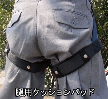 CPL 腿用クッションパッド(左右)