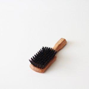 メンズヘアブラシ8列/猪毛|REDECKER