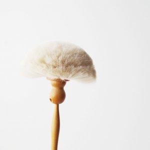 ホコリ払いヤギ毛/2サイズ