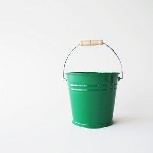 子供バケツ緑|REDECKER