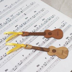 楽器しおり【ukulele】
