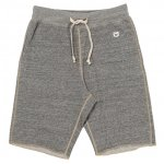 "Workers K&T H MFG Co""UL Sweat Shorts, Grey"""