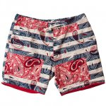 "CAL O LINE ""REVERSIBLE AFTER SURF SHORTS,PAISLEY"