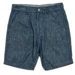 "Workers K&T H MFG Co""Baker Shorts, 6.5 Oz Denim"""