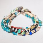 "NAVAJO ""TURQUOISE ANKLET01 22cm(レディス)"""