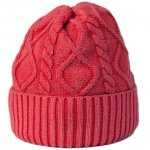 "CAL O LINE ""SILK KNIT CAP ,SALMON RED"