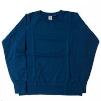 "RIDING HIGH ""7.5oz. USA FLEECE RAGRAN SWEAT, NAVY"