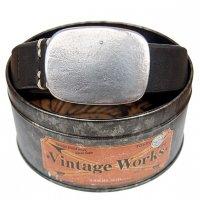 """Vintage Works """"DH5717,FLANNEL (black)"""""""