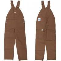"HEADLIGHT OVERALLS ""13oz. BROWN DUCK OVERALLS"