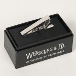 "Workers K&T H MFG Co ""Tie Clip"""